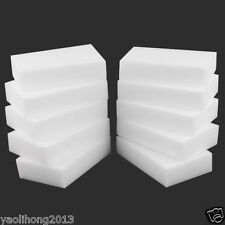 100pcs Multi-functional Magic Sponge Eraser Melamine Cleaner 100x60x20MM GBW