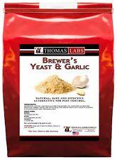 Thomas Labs Brewer's Yeast  Garlic 5 lb powder
