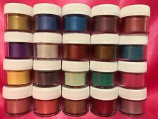 LUSTER DUST SET X 20 (4 grams each container)  cake decorating paste powder USA