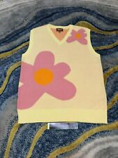 Golf Wang 19SS PINK SWEATER VEST [S M L] Tyler The Creator/Golf Le Fleur