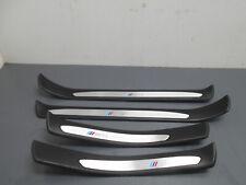 2006 06 07 08 09 10 BMW M5 E60 Door Sill / Scuff Plates #3246