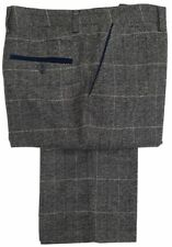 Completi e abiti sartoriali da uomo eleganti grigi regolare