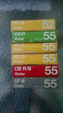6 X VIVITAR FILTER