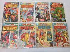 Starman and Plastic Man Adventure Comics #467-474 8 Diff Books 6.0 FN (1980)