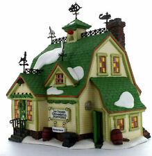 Dept 56 New England Village Van Guilder'S Ornamental Ironworks.New In Box