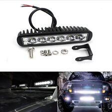 High 18W LED Work Light Bar 4WD Spot Beam Offroad Driving Fog Lamp SUV Truck NEW
