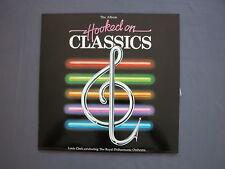 "LP 12"" 33 rpm 1981 HOOKED ON CLASSICS Louis Clark The Royal Philharmonic Orchest"