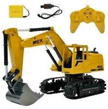 Construction RC Excavator Remote Control Truck Cars Engineering Digger Toy