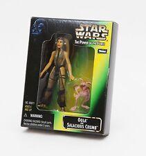 ++Star Wars 1998 POTF OOLA AND SALACIOUS CRUMB FIGURE  #69871 Fan Club Mail Away