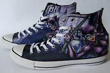 Chuck Taylor All Star Converse DC Comics Catwoman Size Men's 12 U.S.