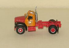 """Athearn Mack """"B"""" Tractor Truck    Mushroon  New out of package    1/87 HO Scale"""
