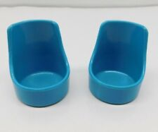 Kenner Tree Tots Lighthouse Blue Chairs Replacement Vintage 1975