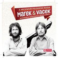 CD MAREK & VACEK Z archiwum Polskiego Radia