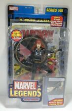 ToyBiz Marvel Legends Series VIII Black Widow Action Figure With VS Card MIP