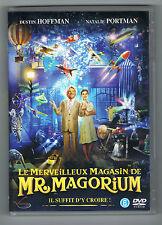 LE MERVEILLEUX MAGASIN DE MR. MAGORIUM - DUSTIN HOFFMAN & NATHALIE PORTMAN - DVD