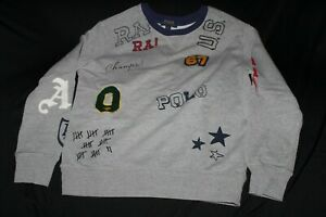 Polo Ralph Lauren Boys Sweater Champs Polo 67
