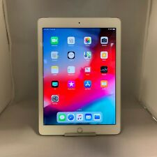 Apple iPad Air 2 64GB - Silver - Unlocked - Very Good Cond - Back Light Issue