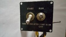 Hammond Organ Start Run Switch Assy fits Vintage B3 C 3 B 2 Rt 2 3 B A 100 105