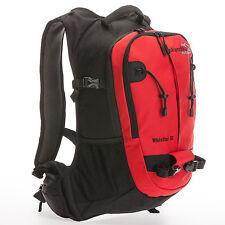 skandika Whistler zaini tour/trekking/escursionismo 32 litros nero/rosso nuovo