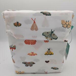 Pillowfort Twin Butterfly Microfiber Sheet Set