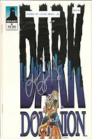Dark Dominion #6 Comic Book Signed by Louis Small Jr