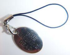 Antique Silver 'THE WALKING DEAD' Phone Charm Gift Bag Samsung Nokia iPhone iPad