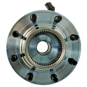 Wheel Bearing and Hub Assembly Front ACDelco Advantage 515057