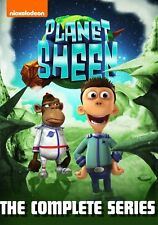 Planet Sheen Complete Series DVD Set Lot TV Show Nickelodeon Episodes Collection