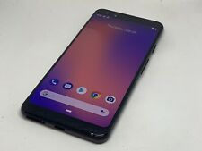Google Pixel 3 - 64GB - Black (Verizon) Android 4G LTE Smartphone Rough Shape