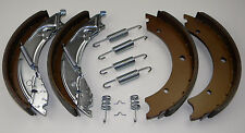 Brake Shoes Compatible with Knott 25-2025/1, 250x40 VGB18 4010219 Nieper Top