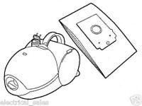 Para Bosch Tipo k 461343 Aspiradora Bolsas de Papel 5 Pack