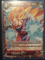 P-003 PR Non-Foil Super Saiyan 3 Son Goku Promo Rare Dragon Ball Super Card Game
