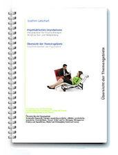 """Skript HP Psychotherapie: Einführungsseminar """"Heilpraktiker für Psychotherapie"""""""
