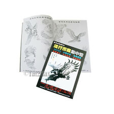 Tattoo Flash Book About Eagle - USA Seller Fast Shipping