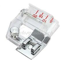 New Low Shank Adjustable Bias Binder Foot Snap For Fabric Sewing Machine