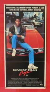 BEVERLY HILLS COP ORIGINAL 1984 CINEMA DAYBILL MOVIE FILM POSTER Eddie Murphy