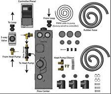 Single Pump Flow Center Kit Geo Flo
