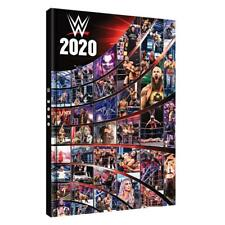 Official WWE Authentic  2020 Photo Book Multi