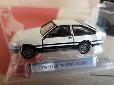 Tomica Limited #7 - Toyota Corolla Sprinter Trueno AE86 [White] NEAR MINT VHTF