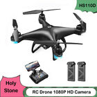 Holy Stone HS110D FPV RC Drone with 1080P HD Camera Live Video 120°Wide-Angle
