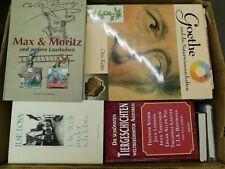 46 Bücher Hardcover Romane Sachbücher verschiedene Themen Paket 6