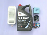 OWNERS CLUB | Full Service Kit inc Synthetic Oil | Toyota Yaris 1.3 1999-2011
