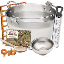 Marmalade Making Kit Preserving Equipment Homemade Jam Chutney Pickles GIFT