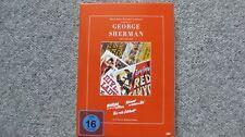 DVD, GEORG SHERMAN WESTERN-BOX, 3 WESTERN, KOCH-MEDIA, 1 x gespielt, top Zustand
