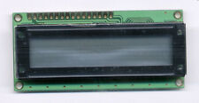 Standard 16x2 5x7 LCD Display Module, Green Backlight - UNIQ/eVision