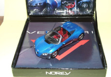 Venturi Fetish Concept Car Blue metallic 1/43 norev