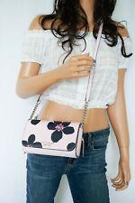 Kate Spade Cameron Grand Flora Small Flap Crossbody Bag Serendipity Pink Multi