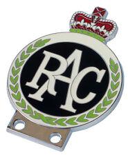RAC Automobile Badge and Mascot