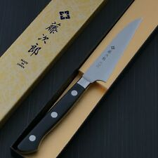 Japanese Tojiro DP Cobalt 3-Layers VG10 Paring Knife 90mm 3.5'' F-800 From Japan