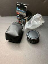 T1 Bower 2x Teleconverter Lens (SX4DGC) For Canon EOS DSLR Camera w/ EF Lens